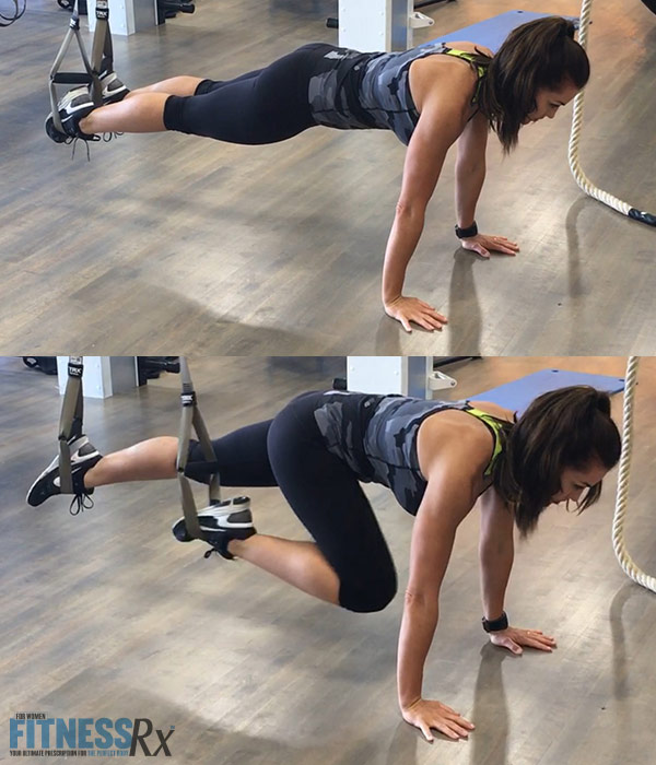 Fit Fast TRX - Mountain Climbers