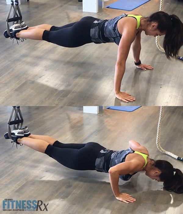 Fit Fast TRX - Plank