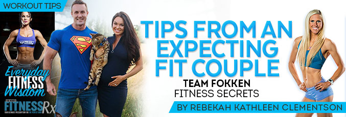 Tips from an Expecting Fit Couple