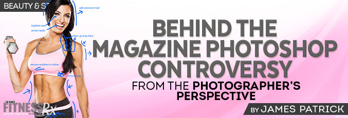 Behind the Magazine Photoshop Controversy