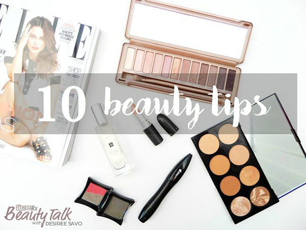Favorite Beauty Tips