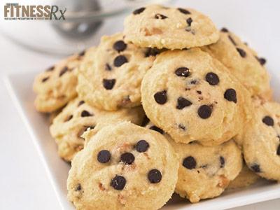 Bikini Body Chocolate Chip Cookies