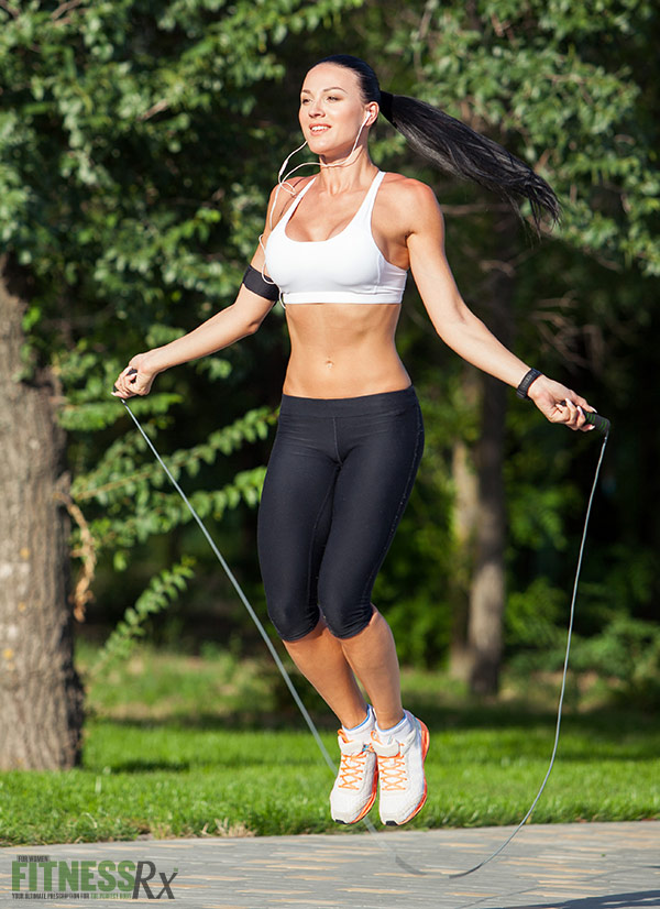 Cardio Blasting - No gym required!