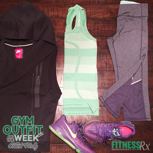 Gym Outfit Of The Week - Kyodan, Nike & Lululemon