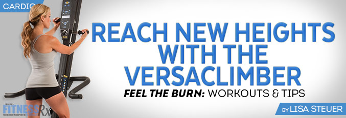 Reach New Heights with the VersaClimber
