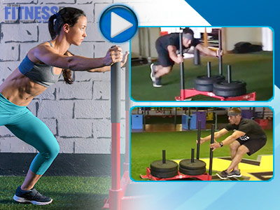5 Incredible Sled Exercises
