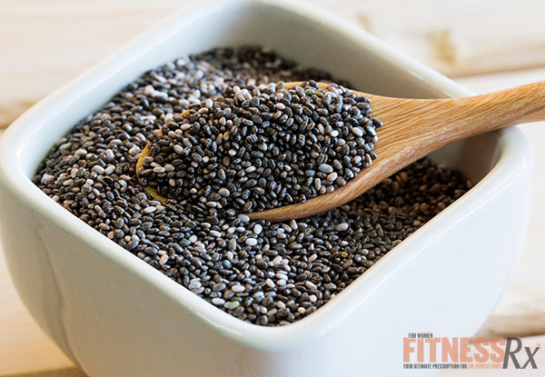 7 Ways To Add More Protein - Chia Seeds