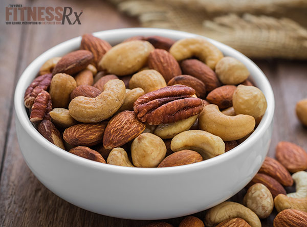 7 Ways To Add More Protein - Nuts