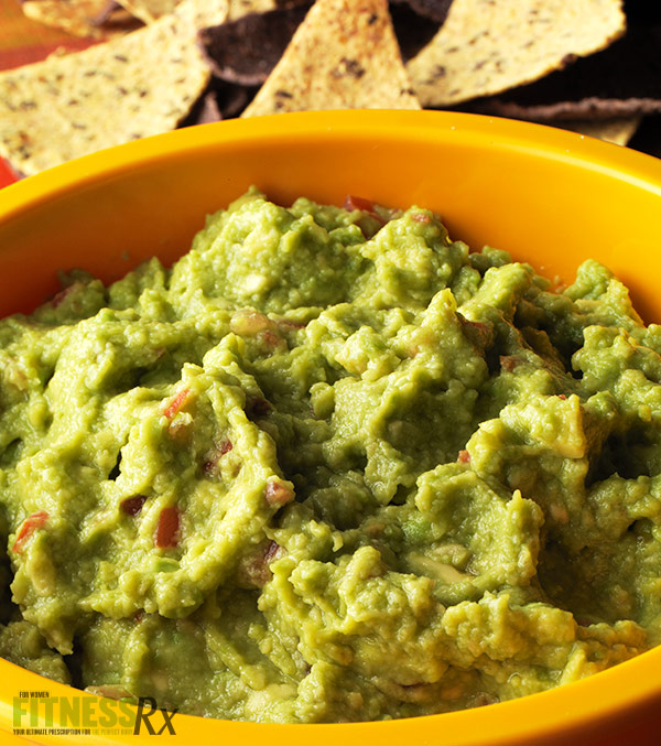 Easy Breezy Guacamole