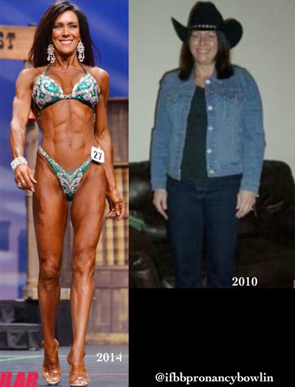 Fit Over 55 - IFBB Pro Nancy Bowlin shares her Fitness Secrets