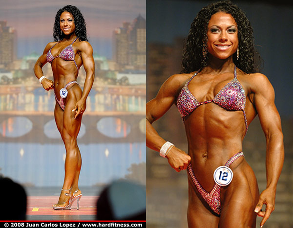 The Devoted Life - IFBB Pro Gina Aliotti