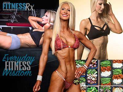 Tiny Waist Tips - NPC Competitor Megan Long shares her Secrets
