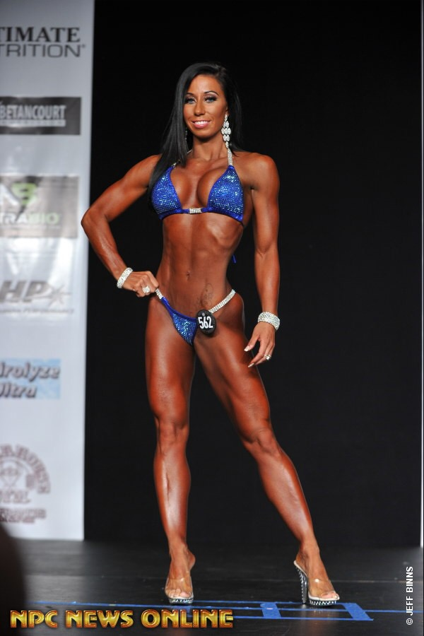 West Point Grad & New IFBB Bikini Pro Lizy Israel