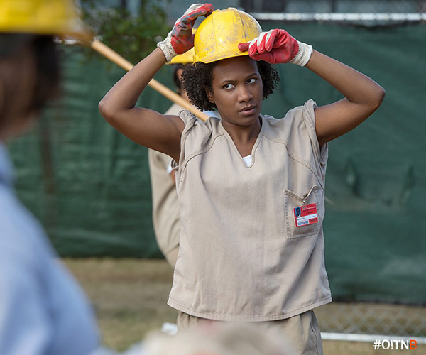 Staying Fit on Orange Is the New Black - Star Vicky Jeudy Reveals Diet and Workout Tips