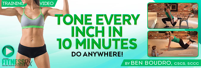 Tone Every Inch In 10 Minutes