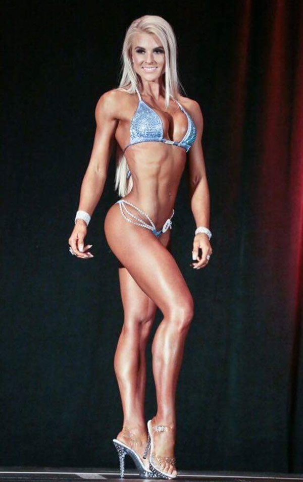 IFBB Pro Sheena Jayne Martin from New Zealand shares her fitness, nutrition, & travel tips