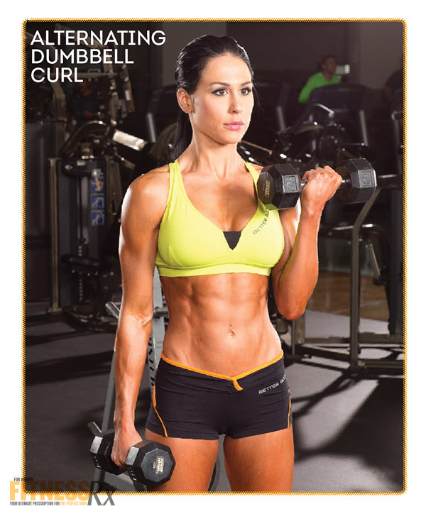 Best Shape Of Your Life Workout With Ms. Bikini Olympia ...