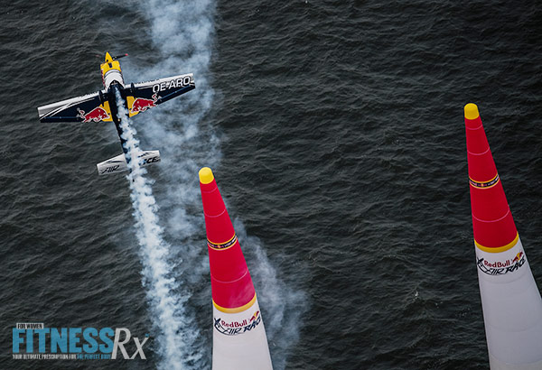 First Ever Female In The Red Bull Air Races!