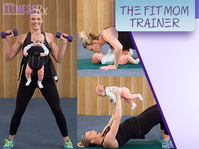 7 Reasons To Exercise After Having A Baby