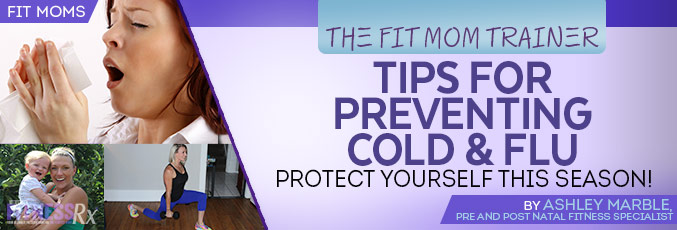 Tips For Preventing Cold & Flu