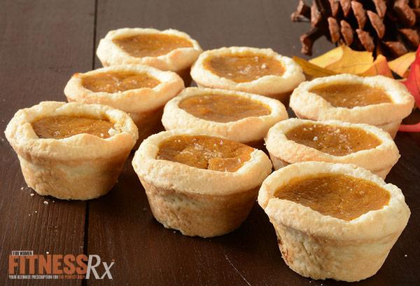 Pumpkin Pie Mini's