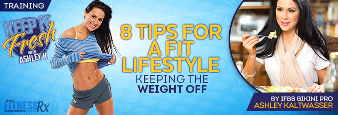 8 Tips for a Fit Lifestyle