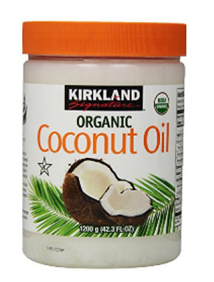 Kirkland Organic Coconut Oil