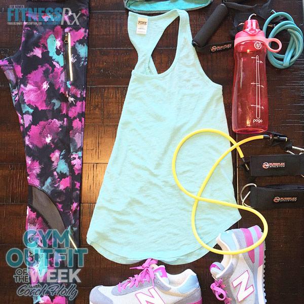 Week 8: Victoria's Secret, Lululemon & New Balance