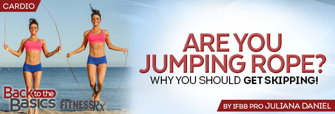 Are You Jumping Rope?