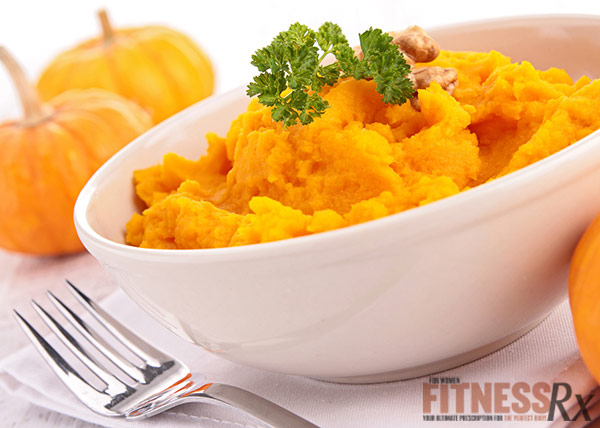 8 Foods to Pump Up Your Oatmeal - Pumpkin