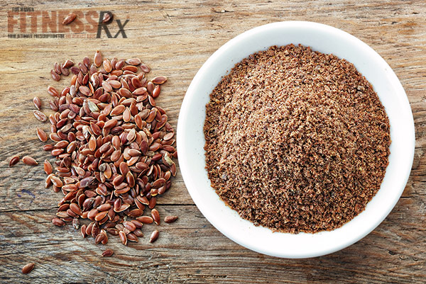 8 Foods to Pump Up Your Oatmeal - Flaxseed