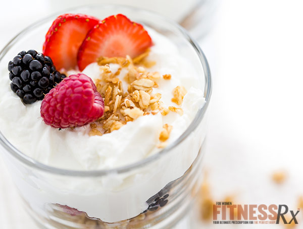 8 Foods to Pump Up Your Oatmeal - Greek Yogurt