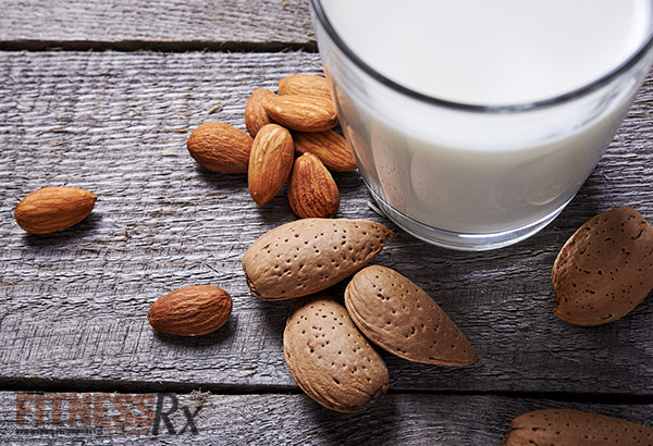 8 Foods to Pump Up Your Oatmeal - Almond Milk