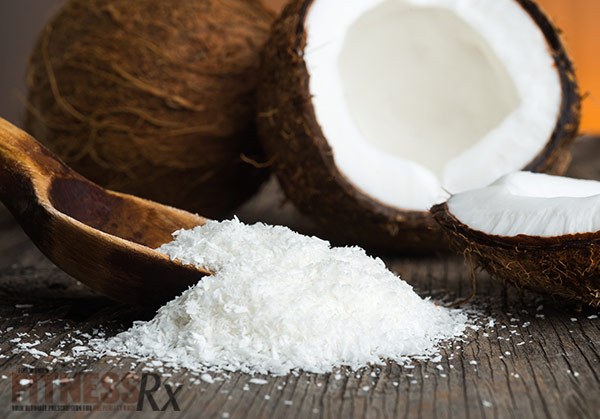 8 Foods to Pump Up Your Oatmeal - Shredded Coconut