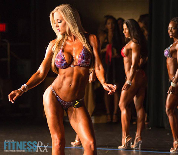 Conquering the Bikini Stage With IFBB Pro Shawn Hektor-Lewis
