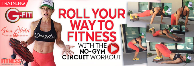 Roll Your Way to Fitness