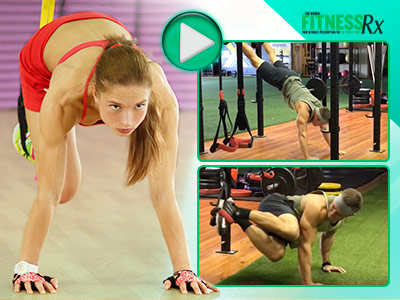 Get Flat Abs with Suspension Training - Four Tummy-Toning Moves