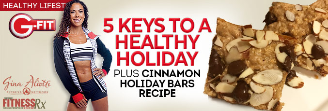 5 Keys to a Healthy Holiday