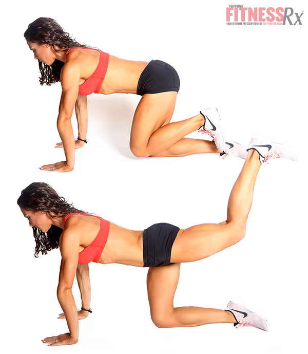New Year Full-Body Circuit - At-Home Workout for Busy Days - Floor Butt Blasters