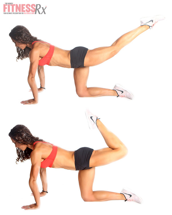 New Year Full-Body Circuit - At-Home Workout for Busy Days - Floor Elevated Hamstring Curls