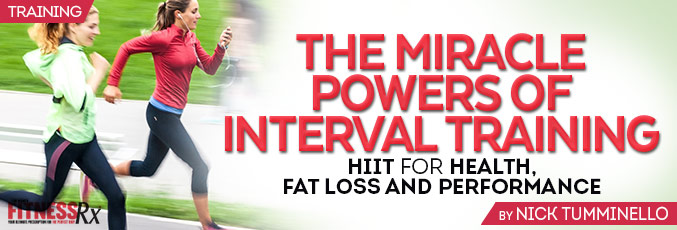 The Miracle Powers of Interval Training