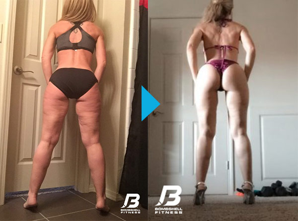 April Barry: Fit Mom of Four - Bombshell Total Body Transformation