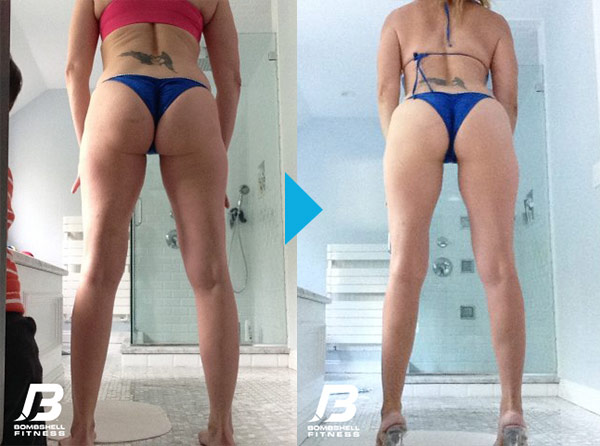 Wanda Arena: Fit at 46! - Bombshell Booty Transformation