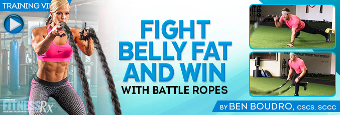 Fight Belly Fat and Win