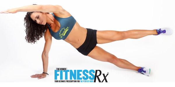 Full-Body Bikini Circuit - No Gym Necessary!