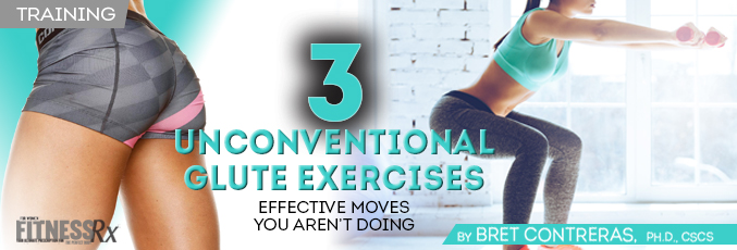 3 Unconventional Glute Exercises - Effective Moves You Aren't Doing