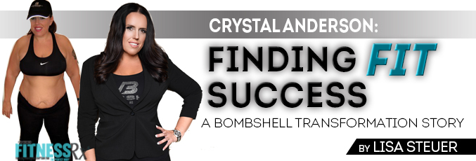 Crystal Anderson: Finding Fit Success
