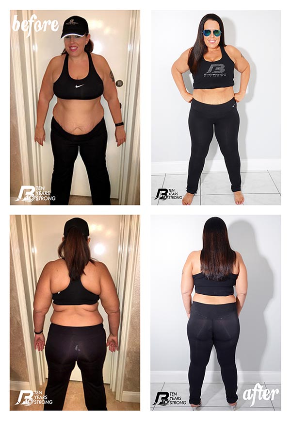 Crystal Anderson: Finding Fit Success - A Bombshell Transformation Story