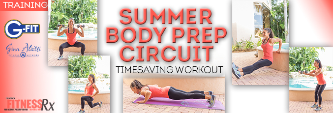 Summer Body Prep Circuit
