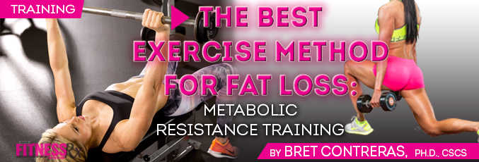 The Best Method For Fat Loss